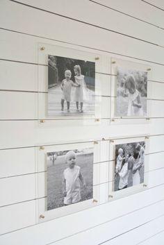 amazing acrylic frames 10 examples that will convince you to float your art fotowand gestaltenleere - Fantastisch Fotowand Gestalten