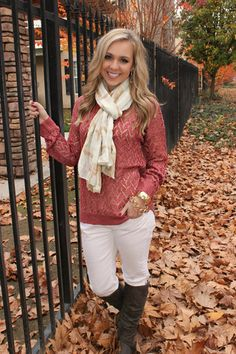 New! Carry My Heart Sweater- Dusty Pink