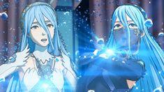 Fire Emblem Fates - Azura's Dance Cutscenes - Real HD@60FPS (English+Jap...