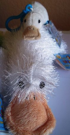 Webkinz Google (Full Size) AND Google Kinz Clip ~ Don't tell my kids!! Hehehe... It is a goose type thing I am going through.... lasted for years now :-)