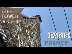 Taking you all the way up to the top of the Eiffel Tower in Paris, and back, with the elevator, and with authentic sounds See more authentic videos from Euro. Tower In Paris, Paris Eiffel Tower, Elevator, Paris France, Youtube, Top, Travel, Trips, Traveling