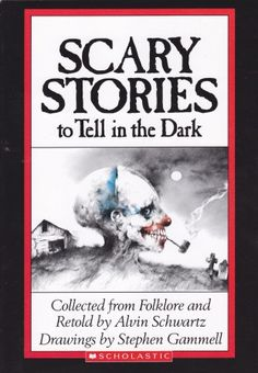 "Remembering Alvin Schwartz's ""Scary Stories to Tell in the Dark"""