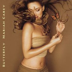 One of my favourite album covers of all time. Gotta love you some Mariah and that butterfly. Xoxo