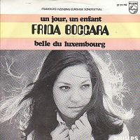 "Frida Boccara - ""Un jour, un enfant"", one of the four winning songs of the Eurovision Song Contest 1969 for France"