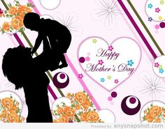 Happy Mother's Day Vector Art Free Download - Free ...