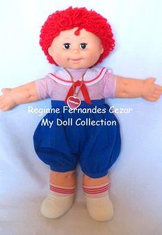 """#Boneco Quem me Quer, #Estrela, 1986 Um dos meus """"segundos"""" bonecos da coleção Quem me Quer. Quer saber mais sobre ele? Visite http://mydollcollectiongigifernandes.blogspot.com.br/2014/08/boneco-quem-me-quer-estrela-1986.html"""
