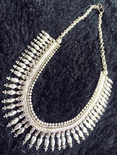 New arrivals German silver necklaces | Buy online Silver Jewellery | Elegant Fashion Wear