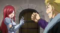Fairy Tail Team A vs Fairy Tail Team B. Loser has to do whatever the winner wants. Fairy Tail Team A loses to Fairy Tail Team B.