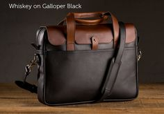 The luxury leather briefcase for men is constructed with full-grain American leather and parachute grade stitching. Guaranteed for up to this brief fits up to a laptop and all your other essentials. Leather Wallet Pattern, Leather Card Wallet, Leather Laptop Bag, Leather Luggage, Leather Briefcase, Laptop Briefcase, Briefcase For Men, Laptop Bags, Satchel Bags For Men
