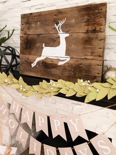 Easy Christmas Craft: DIY Bay Leaf Garland Made From Paper Bags >> http://www.diynetwork.com/how-to/make-and-decorate/crafts/how-to-make-a-bay-leaf-garland?soc=pinterest