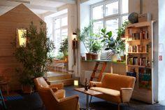 Original hotel design #berlin #caravanhotel