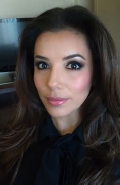 LC makeup artist: Makeup For Eva Longoria (and breakdown of products used!)