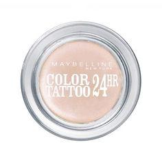 Maybelline Cień do powiek Color Tattoo Matte 91 Creme de rose