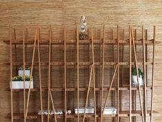 paredes de bambu - Buscar con Google