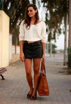 skirt. cut jumper
