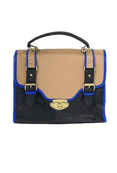 Down to Business Satchel $54