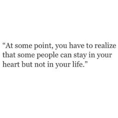 More importantly you have to realize who deserves that space... #factsoflife