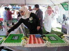Saudi Day at MSU Homecoming