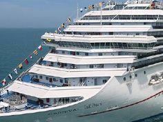Secret Decks - Carnival Cruise Lines - CRUISIN