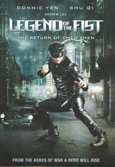 Donnie Yen & Shu Qi & Andrew Lau-Legend of the Fist: The Return of Chen Zhen Martial Arts Movies, Martial Artists, Top Movies, Movies To Watch, Bruce Lee, Chen, Shu Qi, Kung Fu Movies, Streaming Movies