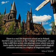 Bro, I NEED TO FREAKING GO THERE!!! HOGWARTS HERE I COME!!!!