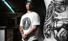 Alec Rodriguez Tatto