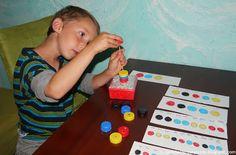 Mała motoryka 40 zabaw wspierających naukę pisania - Moje Dzieci Kreatywnie Sensory Integration, Creative Kids, Fine Motor, Montessori, Cool Kids, Activities For Kids, Diy And Crafts, Foundation, Therapy