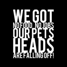 Our Pets Heads Are Falling Off - Tshirt #Humor