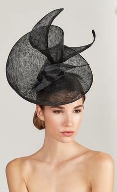 Lock & Co Hatters, Couture Millinery S/S 2015 - The Naida. #passion4hats