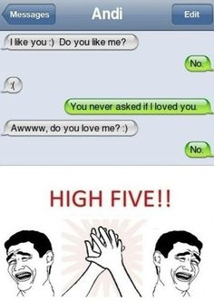 Funny texts - http://www.jokideo.com/