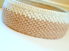 Large Soft Pet Bed for 2 Cats Extra Large by CottageCoveCrochet, $72.00
