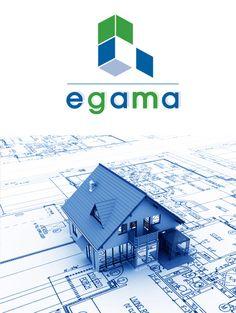 logotip Egama