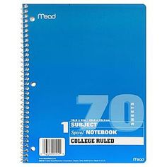 #KMart has the best deals! Notebooks are 25 cents! #FatWallet #PinMeWinMe Pin-Off
