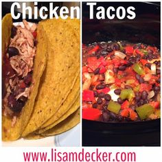 10 Quick, Easy, Healthy Crock Pot Dinners for that Back to School Craziness