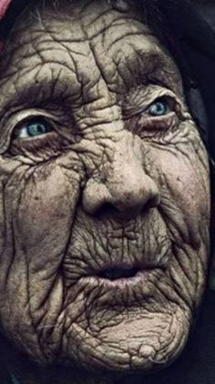 FATHER: OLD IS BEAUTIFUL.