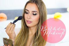 Autumnal Birthday Makeup | Hello October