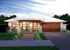 Sandalford - Facades | McDonald Jones Homes