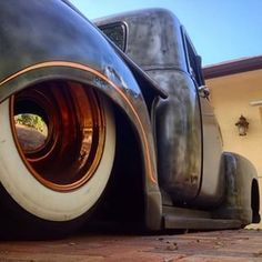 Rat Rod of the Day! - Page 47 - Undead Sleds - Hot Rods, Rat Rods, Beaters & Bikes. 54 Chevy Truck, Chevy 3100, Chevy Pickup Trucks, Chevy Pickups, Truck Camper, Cool Trucks, Big Trucks, Cool Cars, Bagged Trucks