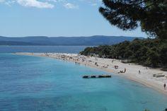 Hvarin and Bracin island