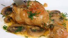Вкусный ужин для всей семьи – это нежные куриные ножки в грибном соусе, с любимым гарниром. Мясо получается очень мягким, легко отходит от костей. Сливочный соус делает курицу нежной и сочной. Запах стоит необыкновенный: как будто на полянке с грибами находишься.Тушеные голени отлично...