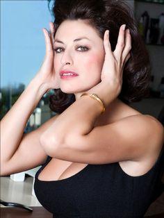 Dorothea Mercuri Hair +make-up by Panos Kallitsis