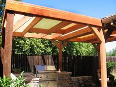 Pergolas And Other Outdoor Structures