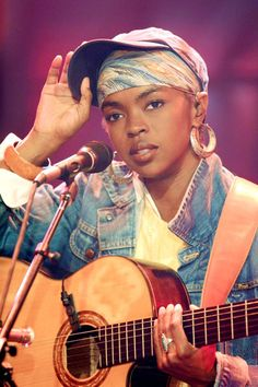 Beautiful Lauryn Hill...