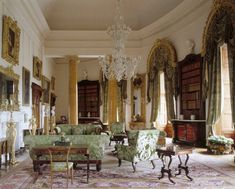Inspiraton for the library I use in Highland Betrayal The Library at Ickwworth. A number of important pictures in this room were acquired in 1996 with the help of the Art Fund and the National Heritage Memorial Fund. ©NTPL/Andreas von Einsiedel