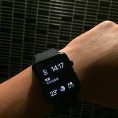 大麻 #AppleWatch by djzyuke Black Stainless Steel, Apple Watch, Watches, Wristwatches, Clocks