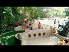 Zwembad Port Zelande In Ouddorp Zuid Holland Center Parcs Vakantiepark Met Subtropisch Zwembad