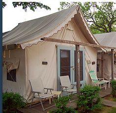 Ocean Grove, NJ tent house