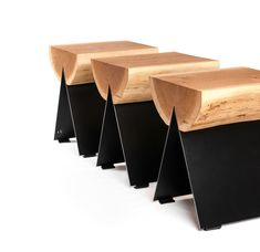 1/2 Stool by WITAMINA D