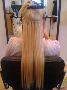 Micro links hair extensions is the best hair extensions method hair extension consultation uniiverse hair extensions pmusecretfo Gallery