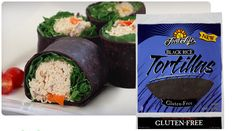 Exotic Black Rice Tortillas | Food For Life